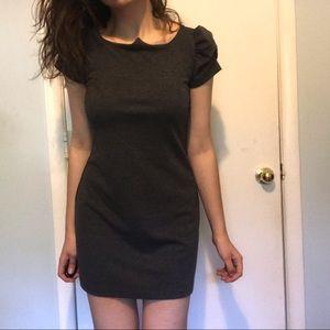 Forever 21 Gray Mini Dress